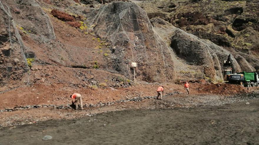Santa Cruz devuelve Las Gaviotas a su estado original tras 8 años de obras