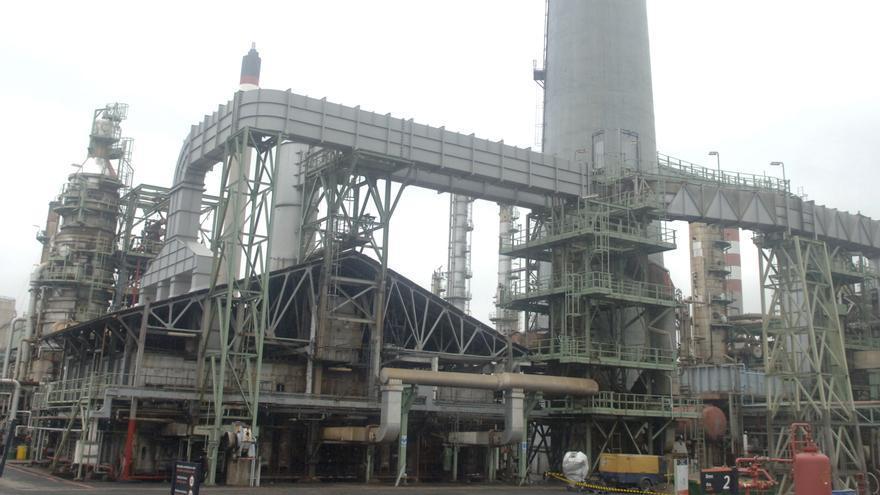 Repsol traslada de Madrid a Bilbao la sede de la refinería de A Coruña