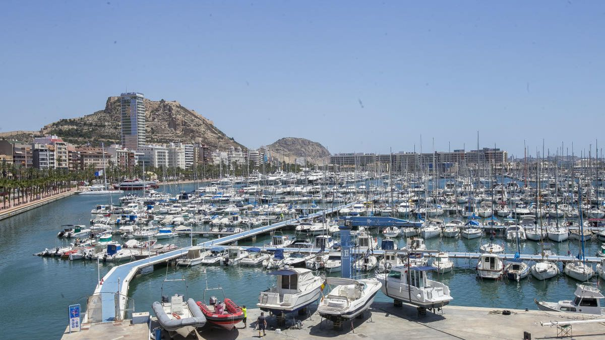 Estudio sobre incidencia del Covid-19 en el sector marítimo recreativo de la Comunidad Valenciana