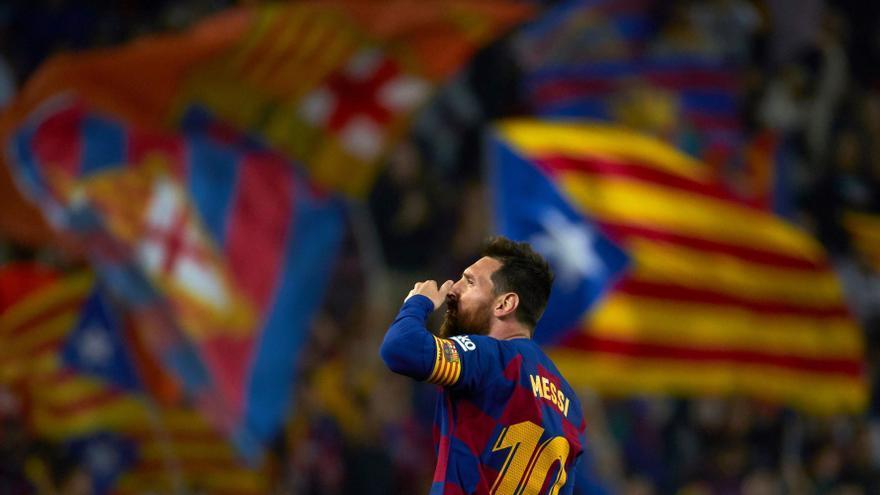 Messi se va irremediablemente, el Barça aún intenta resistirse