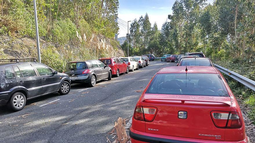 Tráfico advierte a conductores de la comarca del riesgo de multa por compartir coche en Vigo