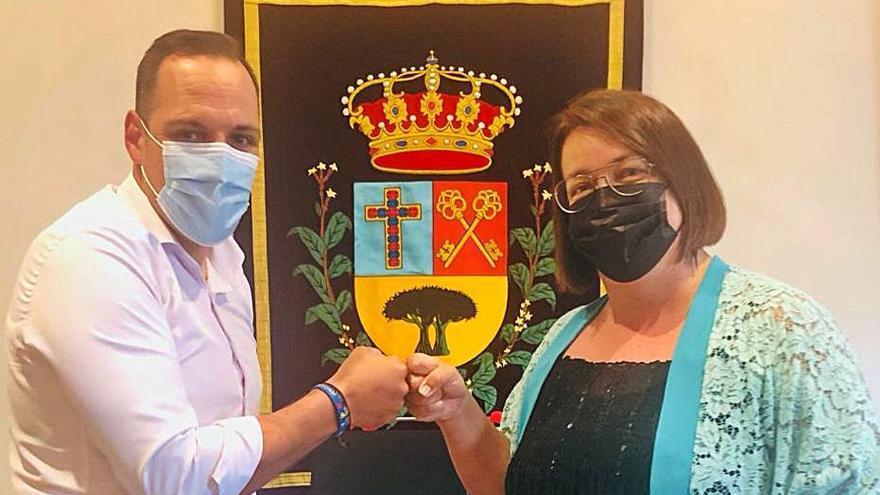 El PP se suma al gobierno de concentración en Breña Alta
