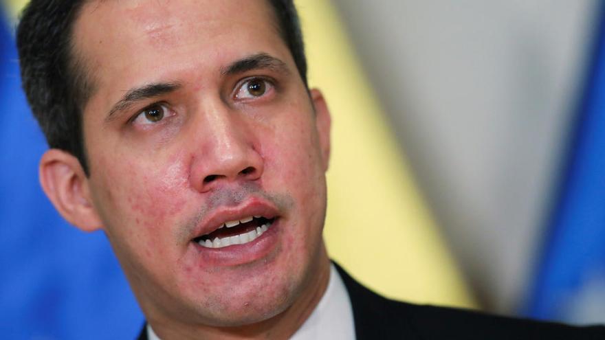 Vinculan a Guaidó con una supuesta operación terrorista en el oeste del país