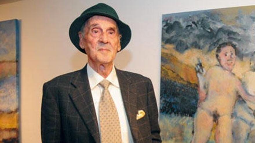 Fallece el pintor y político Pedro González, padre de Pedro Zerolo