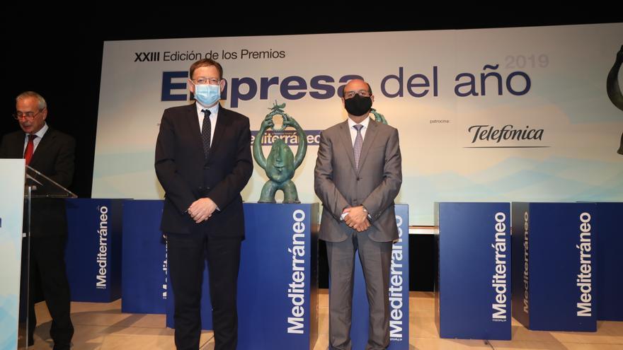 Expectación ante el desenlace de Empresa del Año, los galardones de la economía de Castellón