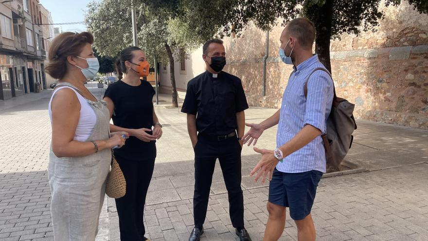 La Vall d'Uixó convierte el Campanar de la Assumpció en un atractivo turístico
