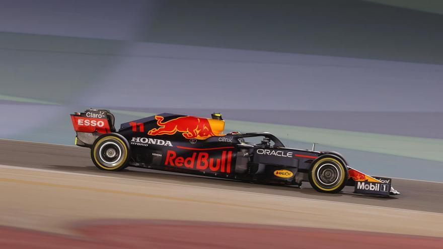 Fórmula 1: Carrera del GP de Bahréin