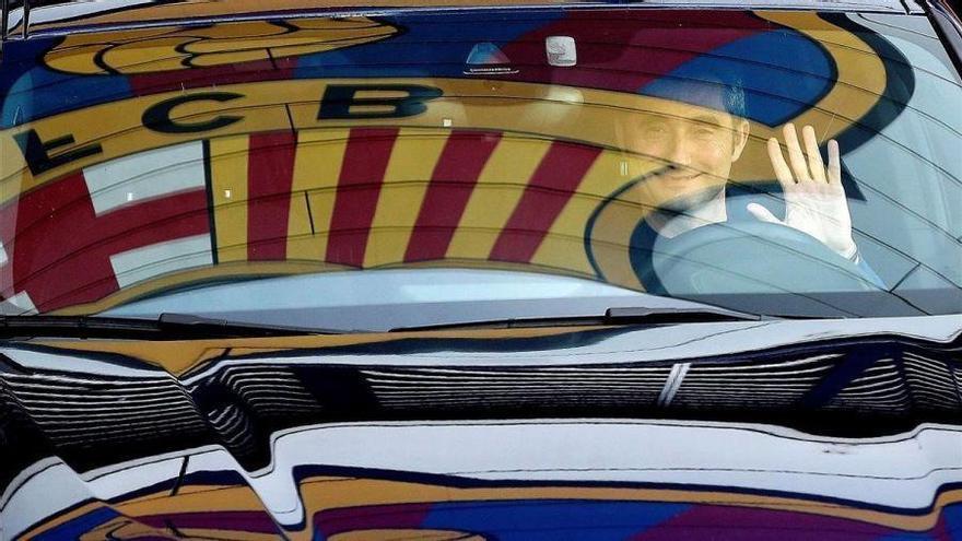 Valverde sentenciado: el Barcelona busca entrenador