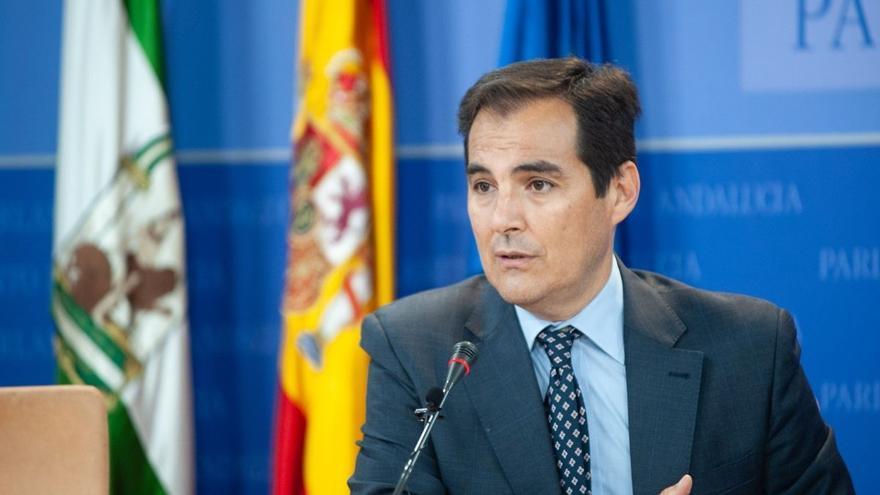 """Nieto revela que ha sugerido """"muchas veces"""" a Moreno adelantar las elecciones en Andalucía"""