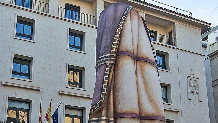El Ayuntamiento pagará 14.900 euros por participar en el Guinness con el Belén gigante