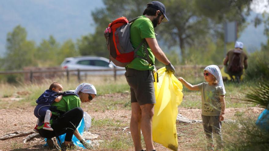 Todos los espacios de gran valor ecológico de España tienen contaminantes