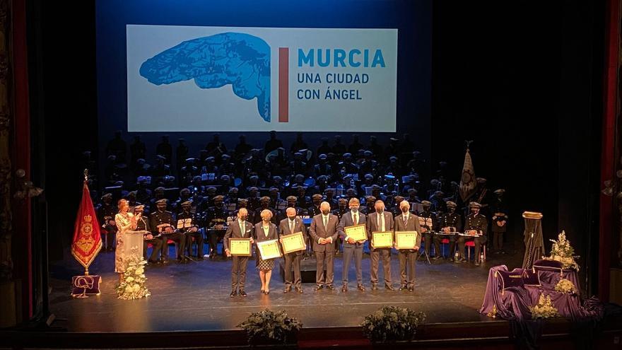 Arranca la Semana Santa de Murcia con la Gala de Entrega de Distinciones