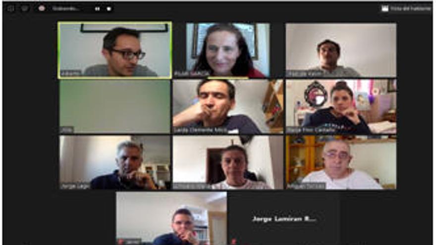 Taller online sobre resolución de dudas a personas emprendedoras