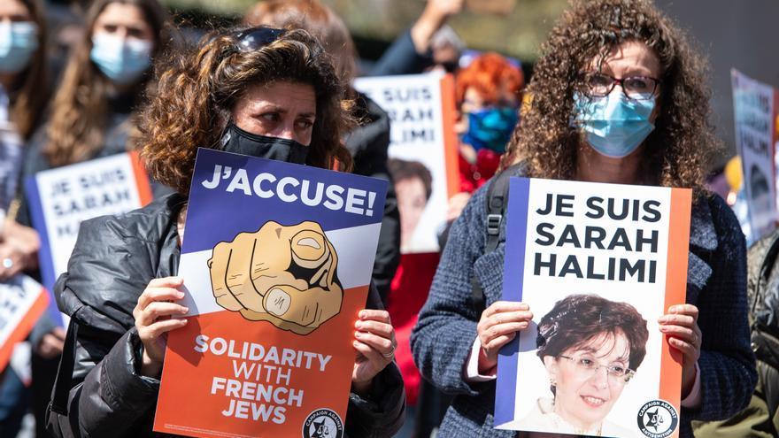 Indignación de la comunidad judía de Francia por una sentencia judicial