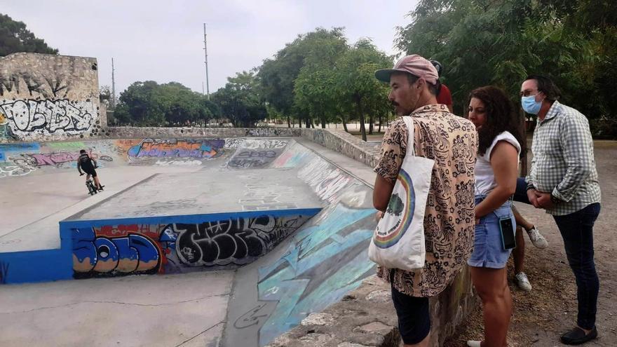 Cort ampliará el skate park de sa Riera y construirá otro en el parque Wifi
