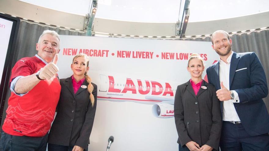 Ryanair besitzt jetzt 75 Prozent von Laudamotion