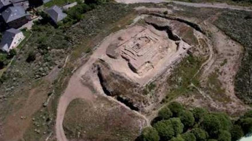 UPL pide la excavación del fuerte de San Carlos en Puebla de Sanabria