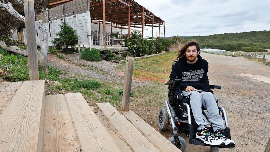 Personas con discapacidad física piden el servicio de pisos supervisados en Ibiza