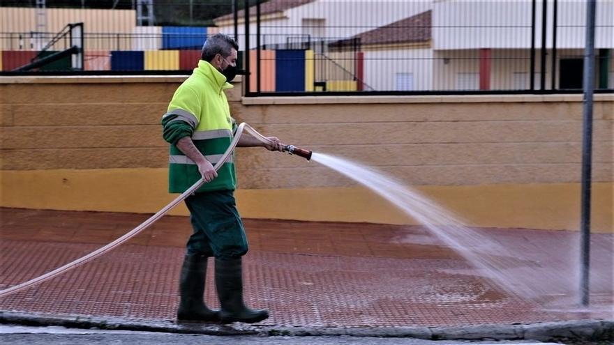 Rincón inicia un plan de limpieza en vías públicas y urbanizaciones