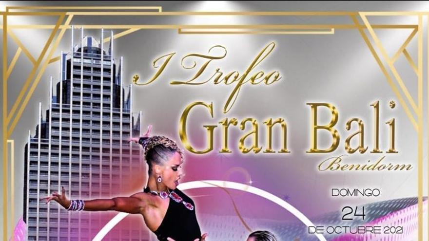 El Trofeo Gran Bali contará el domingo con más de 200 parejas de toda España