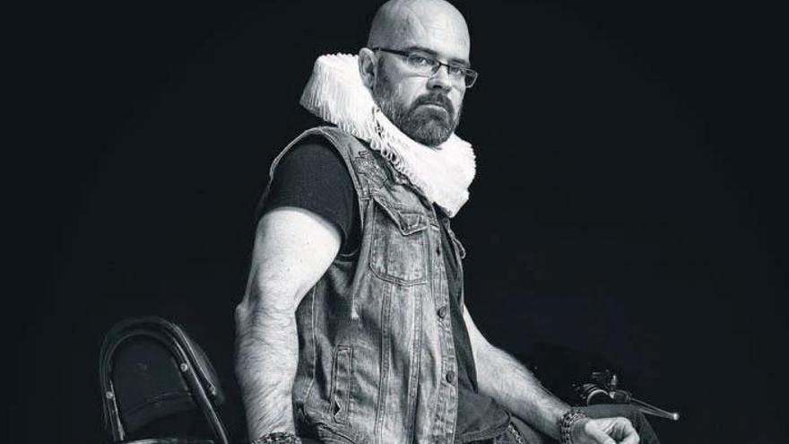 Muelología, retratos de los creadores asturianos: esta semana José Busto, actor