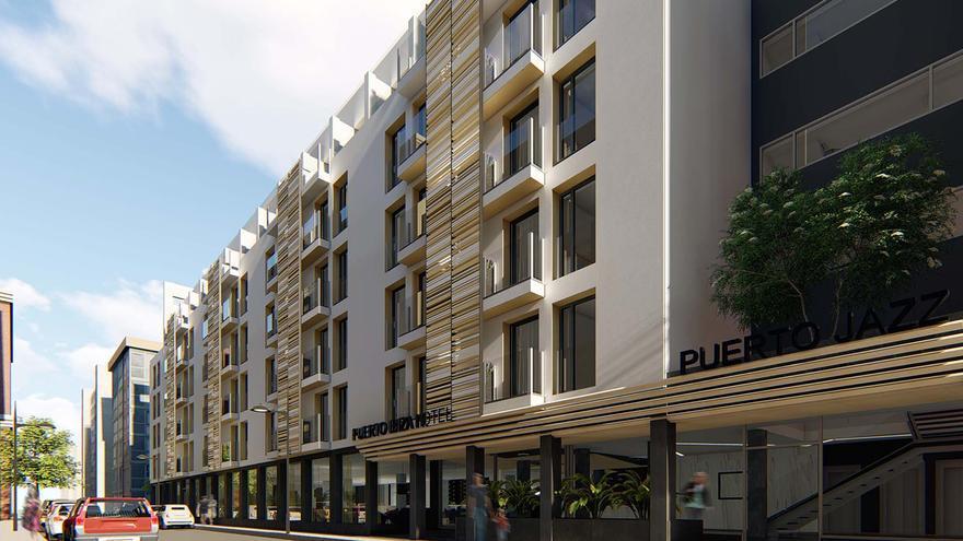 El Puerto Ibiza Hotel Spa, en el centro de la ciudad, reabre el próximo jueves