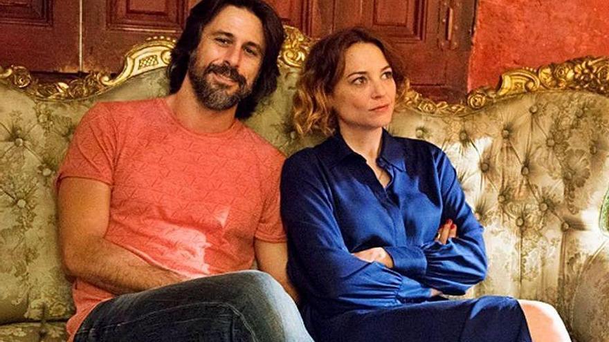 Leonor Watling y Hugo Silva protagonizan 'Nasdrovia', la nueva serie de Movistar+