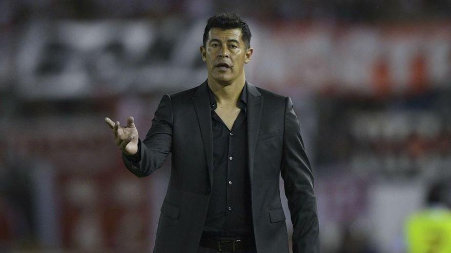 Jorge Almirón, nuevo entrenador del Elche