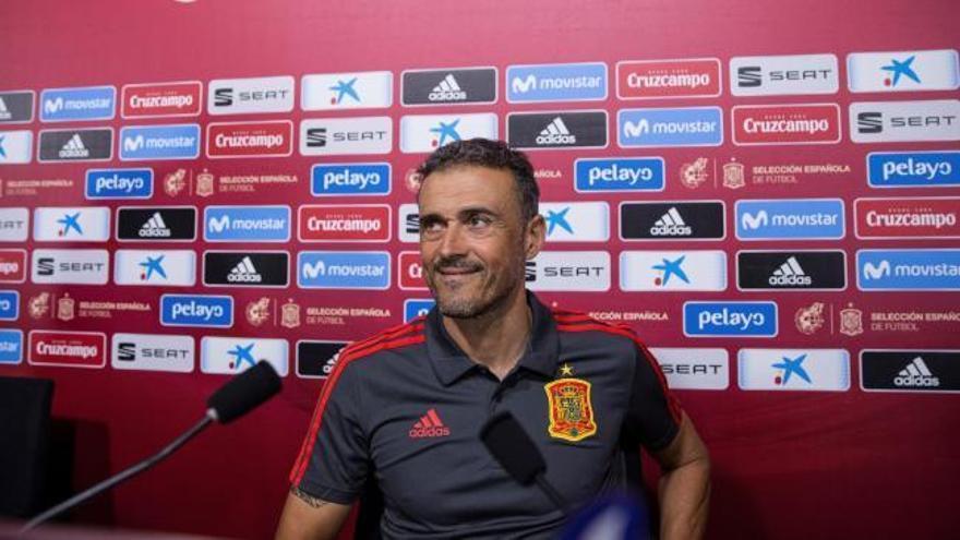 Luis Enrique deja fuera de su primera lista en la selección a Jordi Alba, Iago Aspas y Koke