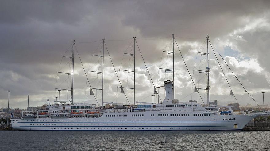 El crucero más singular del año