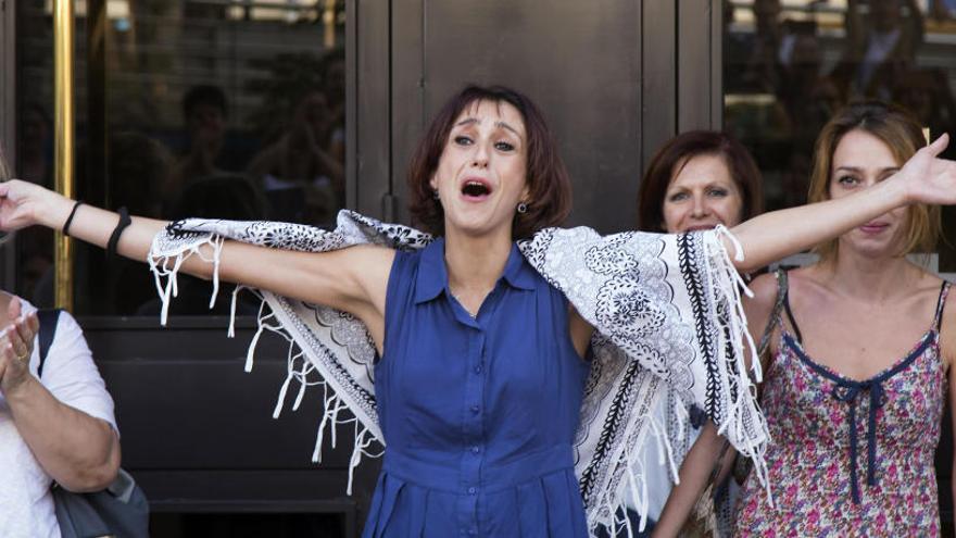 La Junta estudia la petición de Juana Rivas de tutelar a sus hijos