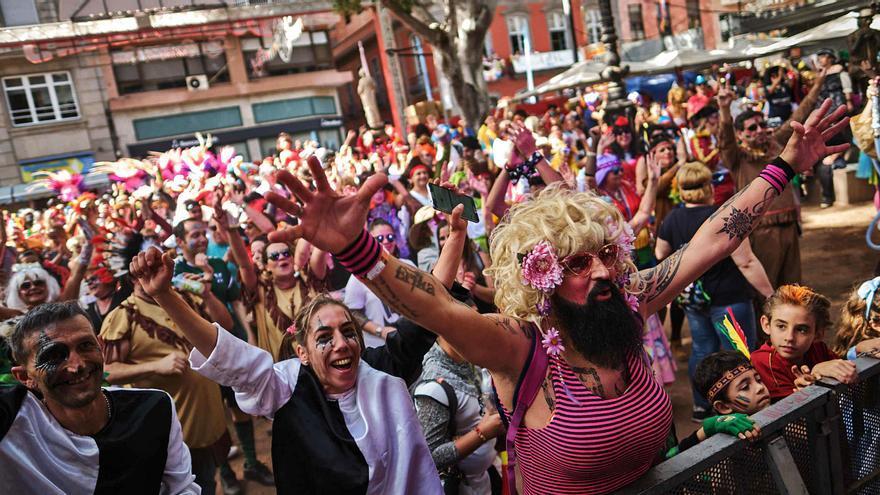 El año del jaque al Carnaval de Tenerife