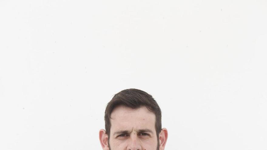 Pablo Busto, nuevo entrenador del Ceares