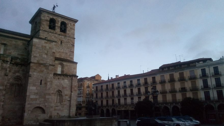 El tiempo en Zamora: sábado de lluvia, nieblas y bajada térmica
