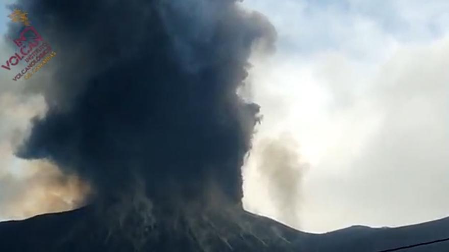 El bombardeo de lava ya se utilizó en Sicilia en las erupciones del Etna