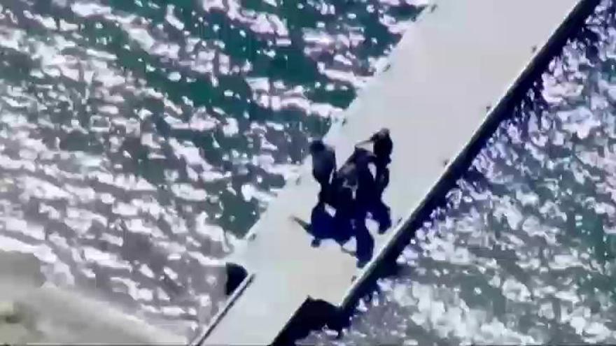 Rescatan el cadáver de la actriz Naya Rivera del lago Piru