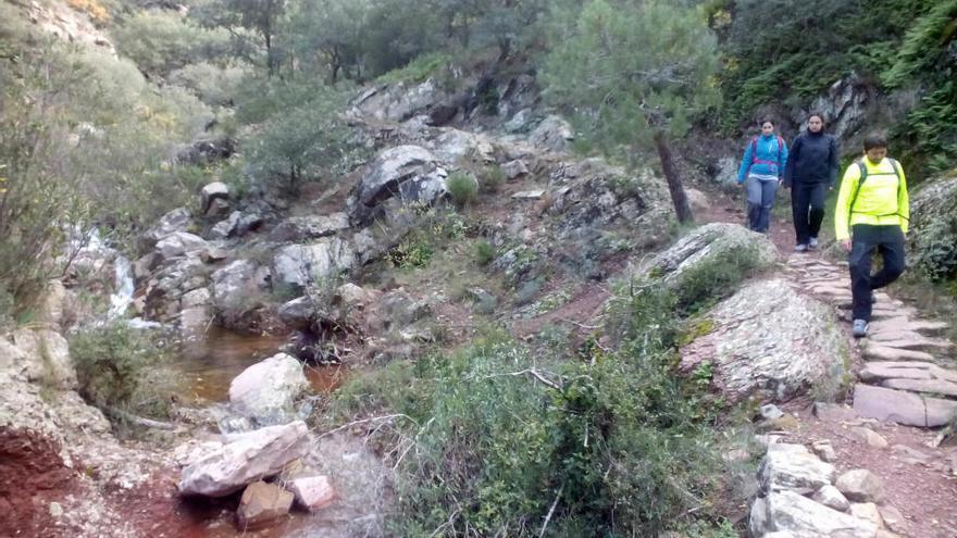 Un sendero unirá los 15 pueblos de la Mancomunidad Espadán-Mijares