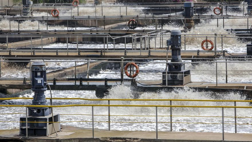 Neue Kläranlage soll Palmas Abwasserproblem definitiv lösen