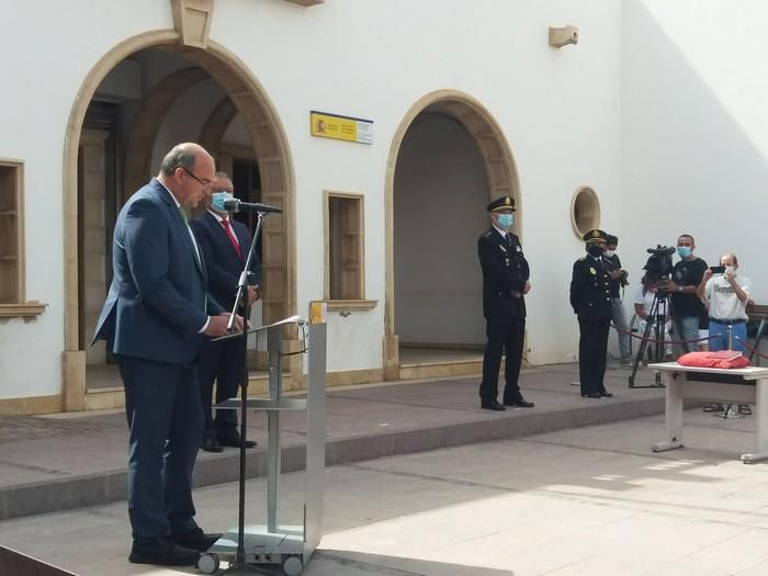 Anselmo Pestana visita Fuerteventura