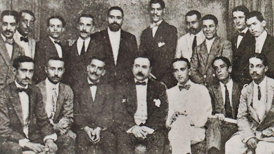 125 años del primer club  de Cartagena