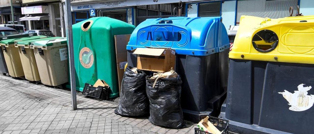 La ciudad se expone a una multa de la UE por reciclar sólo el 10% de la basura