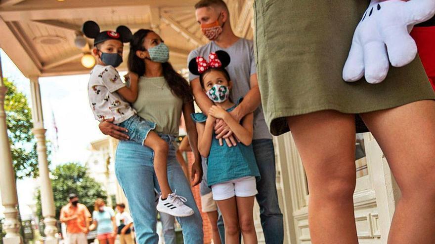 Polémica reapertura de Disney en Orlando