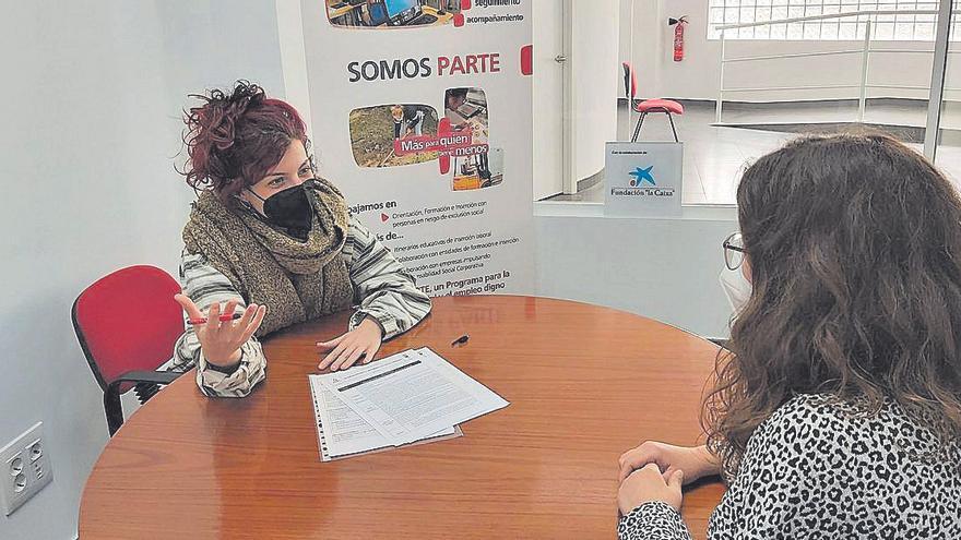 La Fundación «la Caixa» colabora con el proyecto de inserción sociolaboral «Somos parte» de Fisat