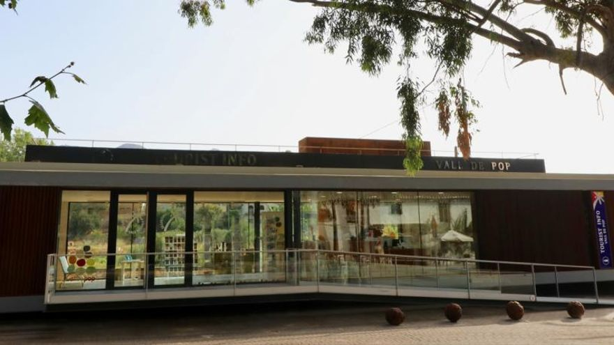 La Mancomunidad de la Vall de Pop estrena oficina de turismo