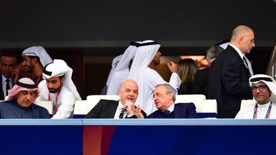 El Real Madrid conquista su tercer Mundialito consecutivo