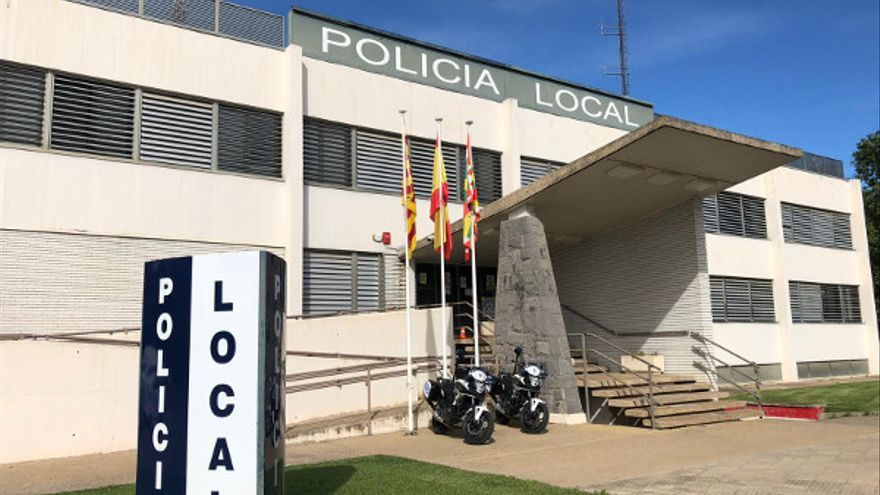 Detenido por circular a 97 kilómetros por hora en una vía limitada a 30 en Huesca