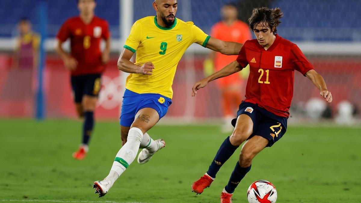 Tokio 2020, final de fútbol: Brasil - España