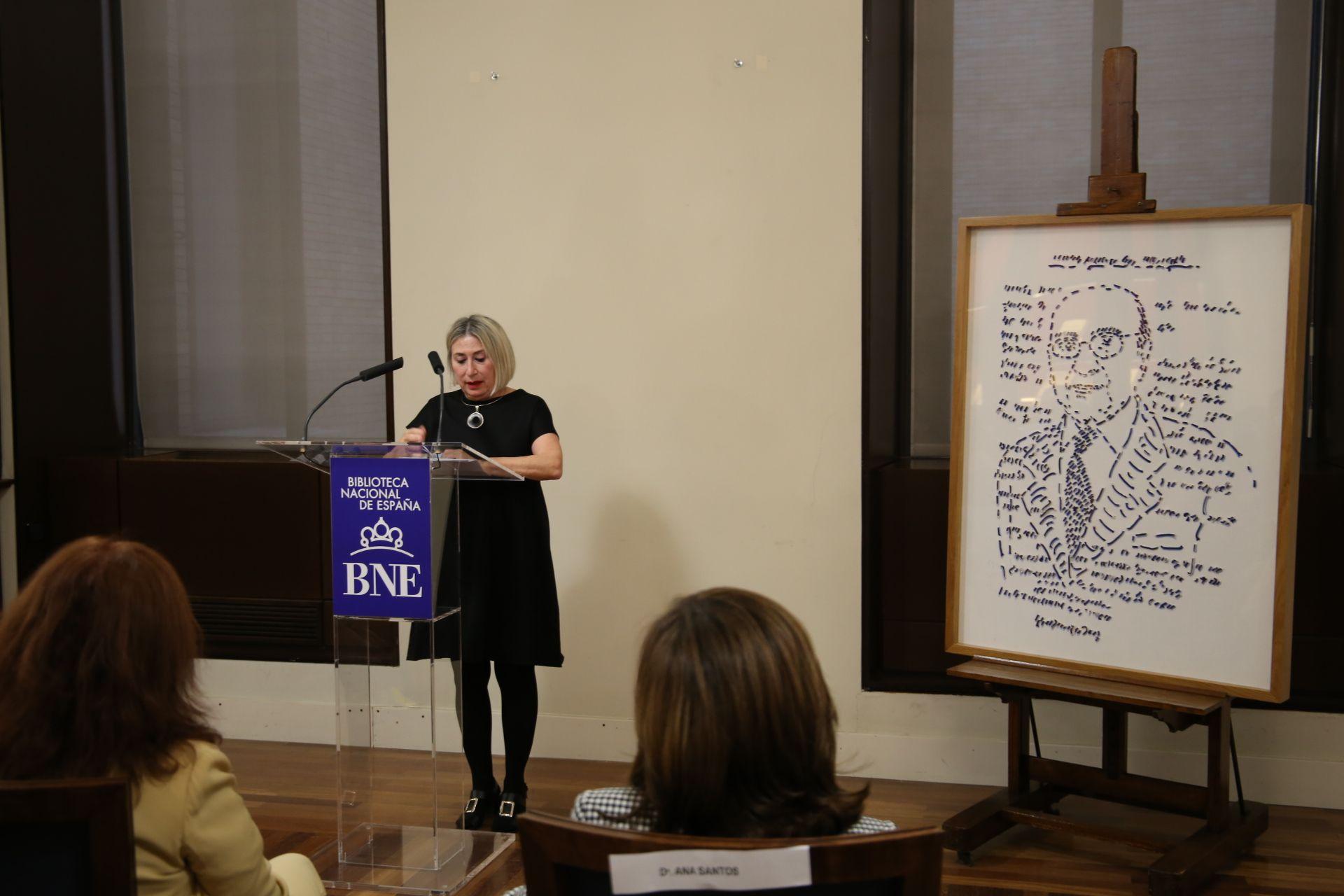 Brines ya está en la Biblioteca Nacional