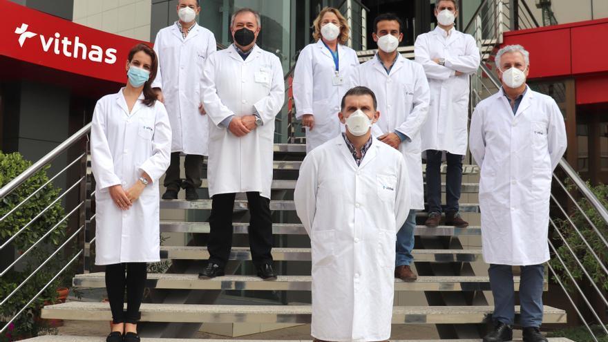 El Hospital Vithas Xanit Internacional reestructura su servicio de traumatología para ofrecer un servicio súper especializado
