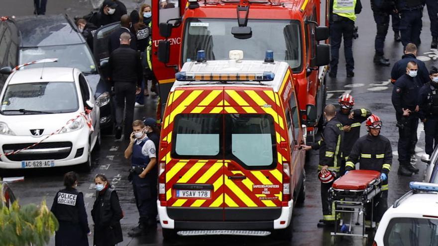 El autor del atentado de París iba contra 'Charlie Hebdo'